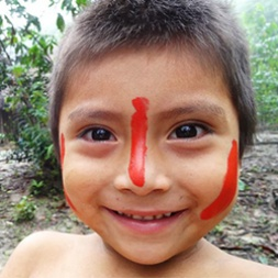 Protecting the rainforest lands of the Awajun is one of the ways Nature and Culture International works on how to help Peru