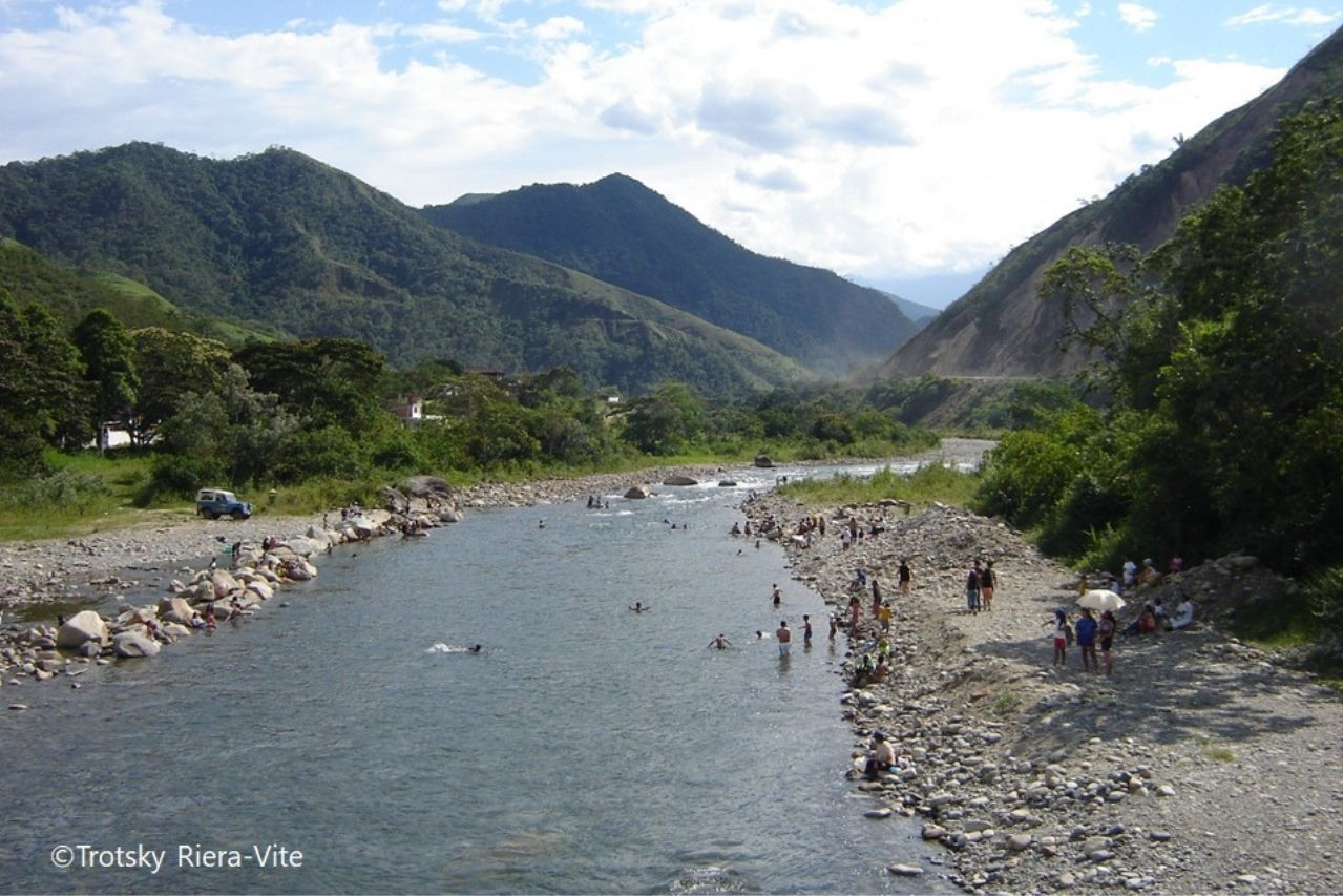 Zamora Municipal Conservation and Sustainable Use Area_River