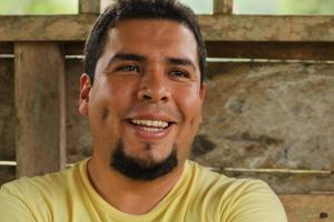 Nature and Culture conservationist Jaime Toro.